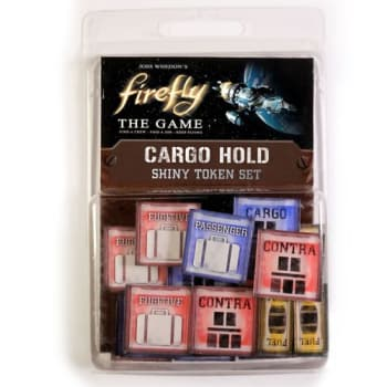 Firefly: The Game - Cargo Hold Shiny Token Pack
