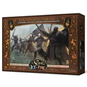 A Song of Ice & Fire: Bolton Cutthroats board game