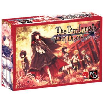 The Terrifying Girl Disorder board game
