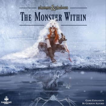 Of Dreams and Shadows: The Monster Within board game