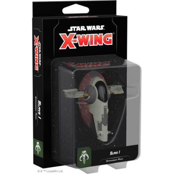 Star Wars X-Wing Second Edition: Slave I Expansion Pack board game