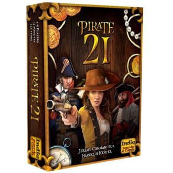 Pirate 21 board game