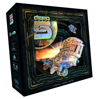 Deep 5 board game