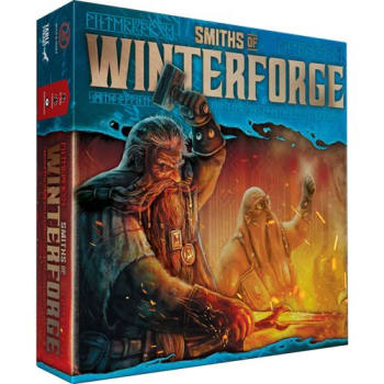 Smiths of Winterforge board game