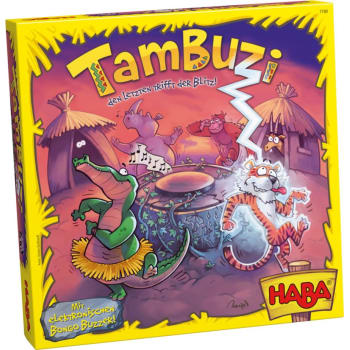Tambuzi board game