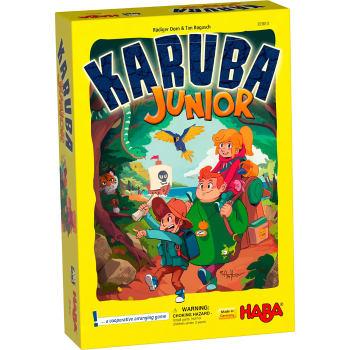 Karuba Junior board game