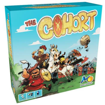 The Cohort board game
