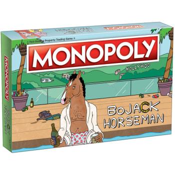Monopoly: Bojack Horseman board game