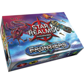 Star Realms: Frontiers board game