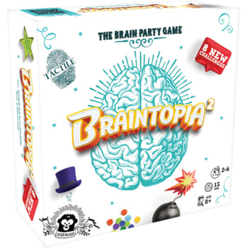 Braintopia Beyond board game