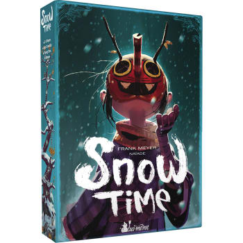 Snow Time board game