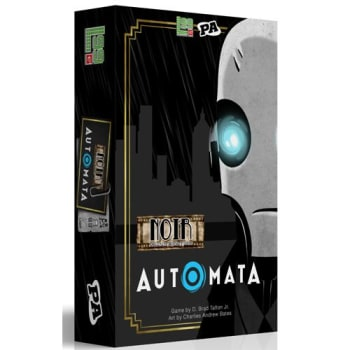 NOIR: Automata board game