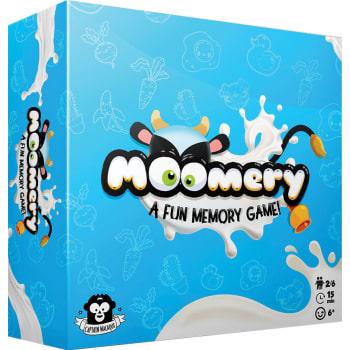 Moomery board game
