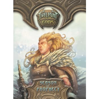 Twilight of the Gods: Season of Prophecy Expansion board game