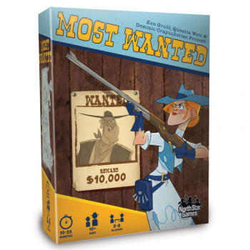 Most Wanted board game