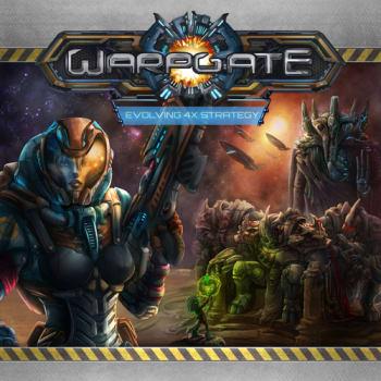 Warpgate board game