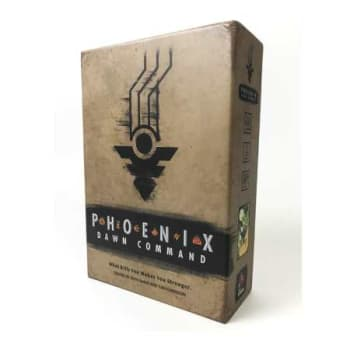 Phoenix: Dawn Command board game