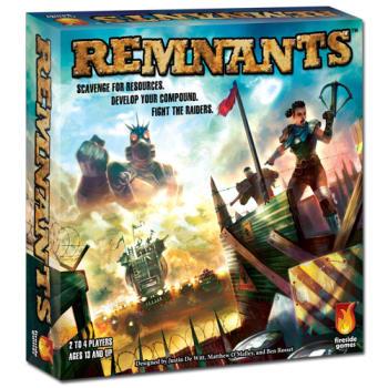 Remnants board game