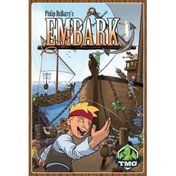 Embark board game