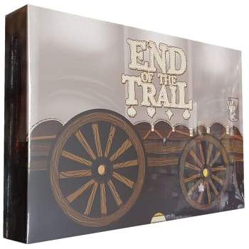End of the Trail board game