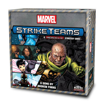 Marvel Strike Teams board game