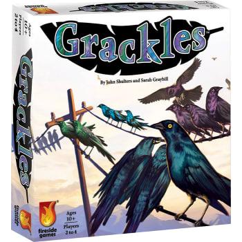 Grackles board game