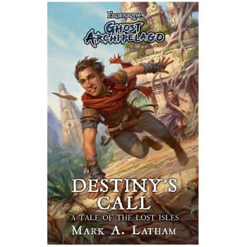 Frostgrave: Ghost Archipelago - Destiny's Call (Novel) board game