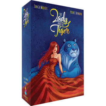 The Lady and the Tiger board game