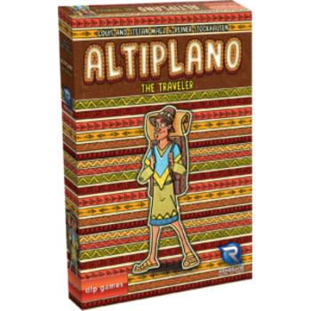 Altiplano: The Traveler board game