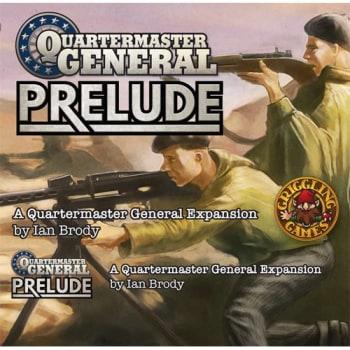 Quartermaster General: Prelude board game