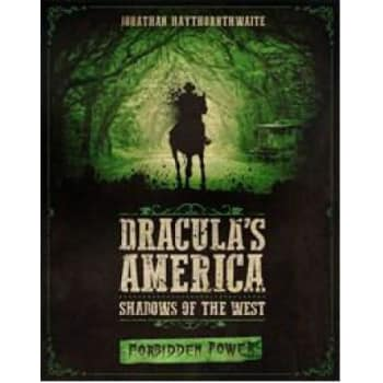Dracula's America: Shadows of the West - Forbidden Power board game