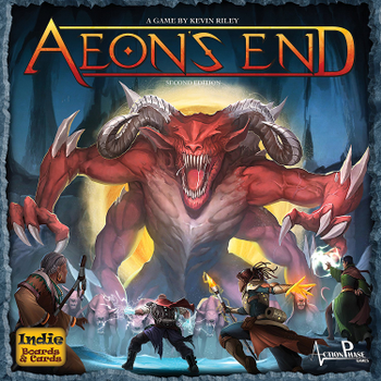Aeon's End board game