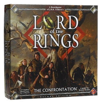The Lord of the Rings: The Confrontation board game