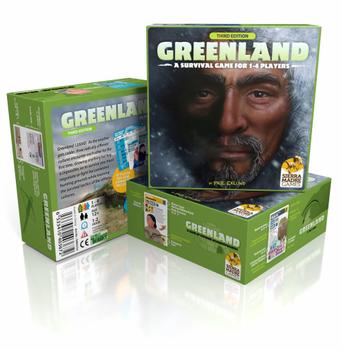 Greenland (Third Edition) board game
