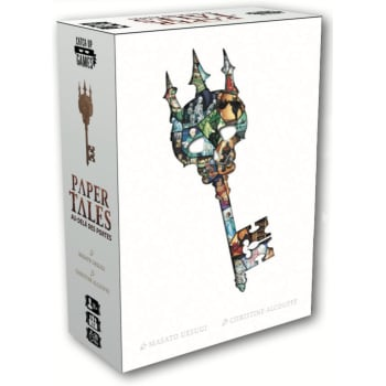 Paper Tales: Beyond The Gates Expansion board game