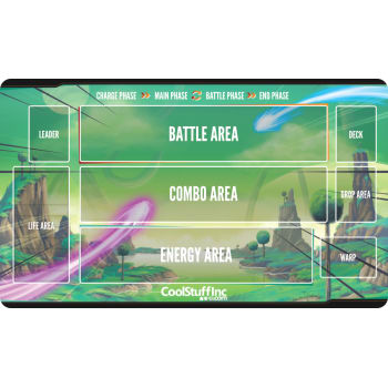 Dragon Ball Super: New Player Playmat board game