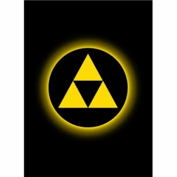 Card Sleeves: Legion Absolute Iconic - Tri-Force board game