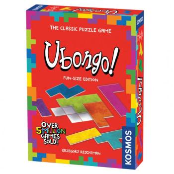 Ubongo: Fun-Size Edition board game