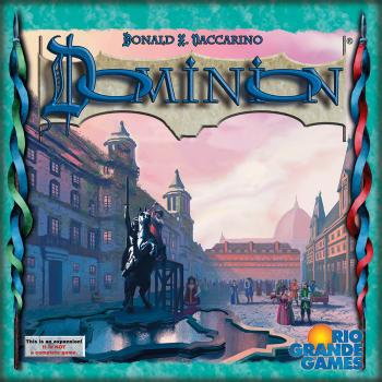 Dominion: Renaissance Expansion board game