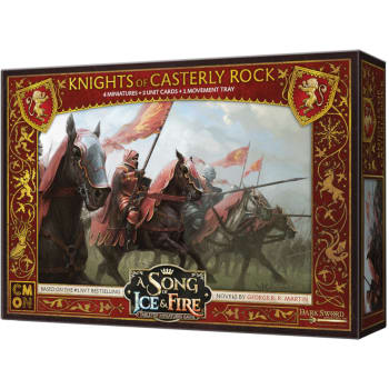 A Song of Ice & Fire: Knights of Casterly Rock board game
