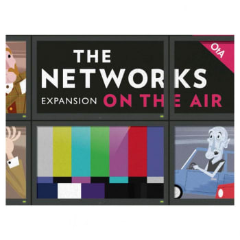 The Networks: On The Air Expansion board game