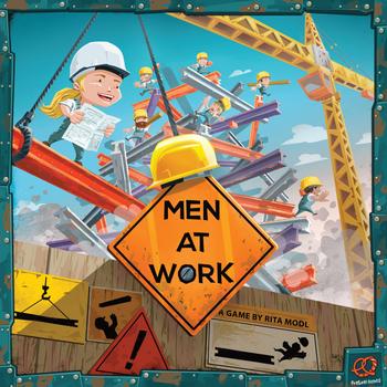 Men At Work board game