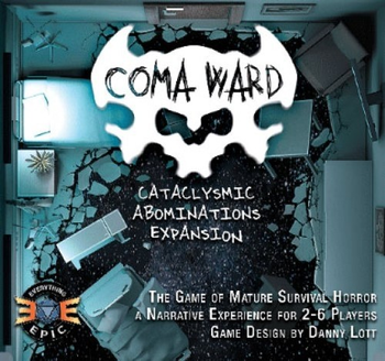 Coma Ward: Cataclysmic Abominations Expansion board game