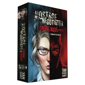 Hostage Negotiator: Crime Wave board game