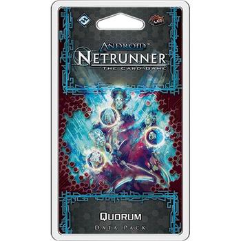 Android: Netrunner - Quorum Data Pack board game