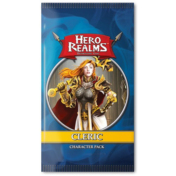 Hero Realms: Cleric Character Pack board game