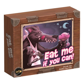 Eat Me If You Can board game
