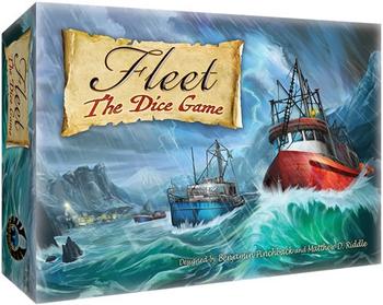 Fleet: The Dice Game board game