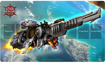 Star Realms: Playmat - Destroyer Mech