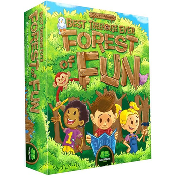 Best Treehouse Ever: Forest of Fun board game
